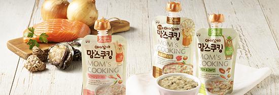 유기농쌀과 무농약채소로 만든 맘스쿠킹 기획전 이미지